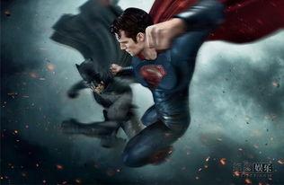 ... 美队3 与 蝙蝠侠大战超人 曝新图