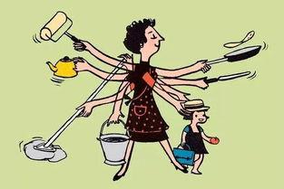 作家廖一梅说:我不认为好太太一定要做家务.