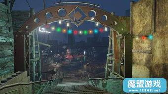 废土客钻石城欢度圣诞 辐射4 可触发圣诞事件