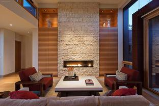 土巴兔装修效果图-现代红木沙发设计