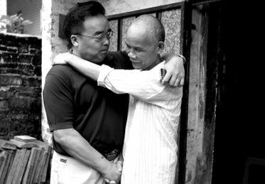 2014年9月16日,被无罪释放的徐辉