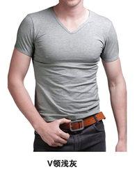 男士夏季出街必备短袖T恤