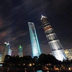 上海外滩夜景-崭新上海外滩,最抢眼