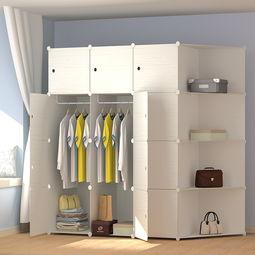 如何安装简易衣柜