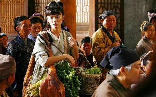 电影版《武林外传》中,郭芙蓉成亲怀孕