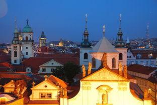 布拉格一日游旅游攻略