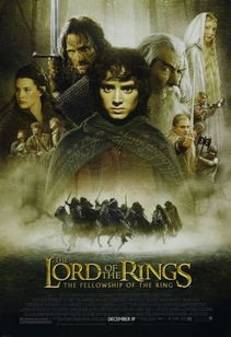 The Lord Of The Rings The Fellowship Of The Ring剧情介绍 电影