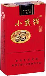 小熊猫烟(小熊猫香烟价格表)