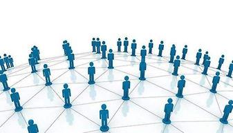 区块链网络示意图