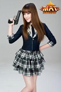 8月13日枪恋公测《反恐行动》金莎甜美新造型