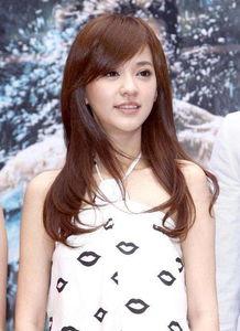 no.9 陈意涵 (29岁) 年度总收入945万-娱圈青年富豪榜之台湾榜 ...