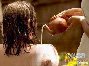 图解古印度女体按摩技法 罕见
