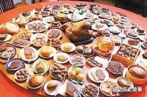 满汉全席 传说中的满汉全席都有哪些菜品