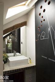迷人迷你浴室 10图玩转空间