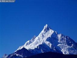 梅里雪山风光图片 旅游大图