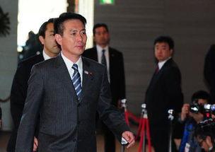 日本外相前原诚司决定辞职