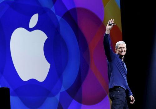 苹果ceo:库克