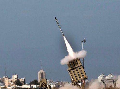 搜狐公众平台大炮打蚊子揭秘以色列铁穹火箭弹拦截系统