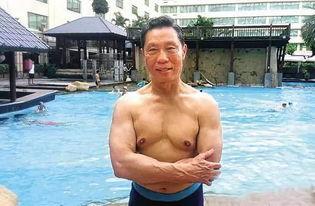79岁的钟南山一口气做十个引体向上