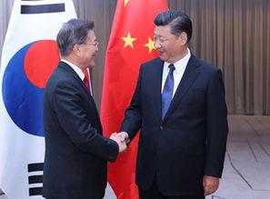 正式开启破冰之旅 韩国新总统带着他的自传 命运 来华