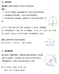 小学关于圆的知识点总结