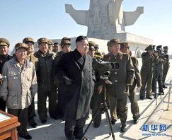 金正恩指导前线炮击训练 强调现代战争是炮战