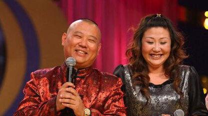 郭德纲和妻子