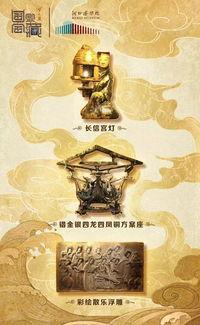 国家宝藏第二季的27件国宝