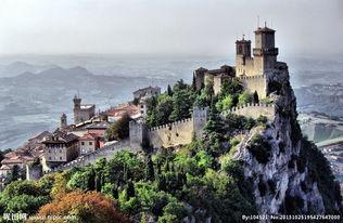 意大利小镇图片