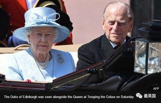 菲利普亲王因感染住院王室称这是预演