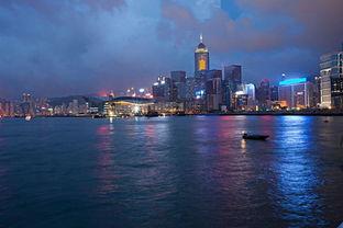 香港好玩的景点