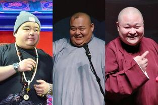 岳云鹏晒孙越合影,胖瘦对比明显,郭德纲说相声拼的是健康