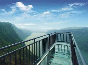 中国的高空玻璃栈道有哪些