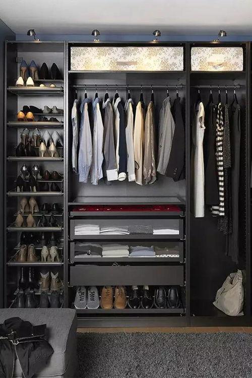 衣柜格子大好吗