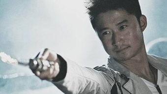 身手不凡 他是功夫不输成龙的香港武打明星 功夫搏击