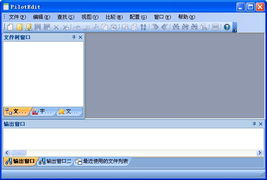 PilotEdit文件编辑器下载 免费文件编辑器 PilotEdit Lite 5.3.0 多语言绿色版