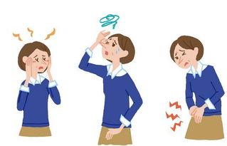 身体出现这两个症状,可能是精神疾病来临的征兆