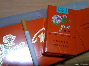 牡丹烟价格(牡丹烟333多少钱一包)