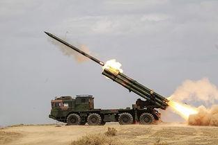 03式远程多管火箭炮