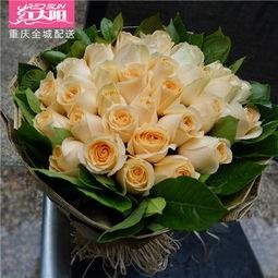 简单易学的玫瑰花束怎么做