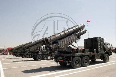 俄媒称中泰联合研制新型火箭炮令西方不安
