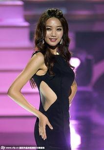 2015韩国小姐大赛 24岁美女大学生夺冠
