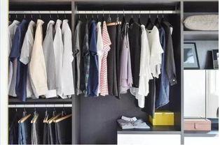 衣柜衣服分类