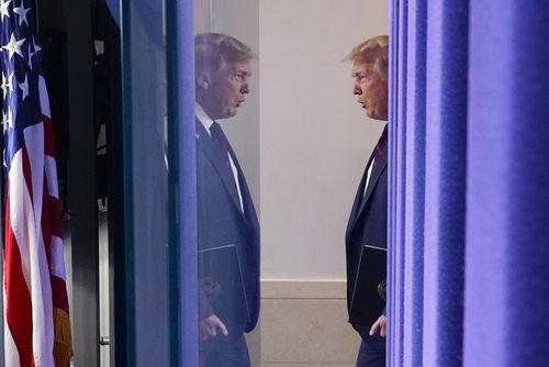 国际观察丨大选倒计时将百天,特朗普为何对法律与秩序如此上心
