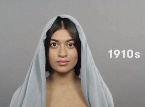 叙利亚女性之美的百年变迁