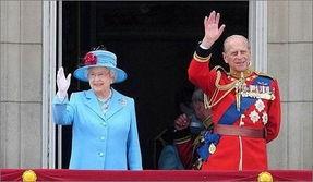 英女王上月刚满91岁,而菲利普亲王本年6月迈入96岁。