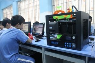 极光尔沃 3D打印推进STEAM教育