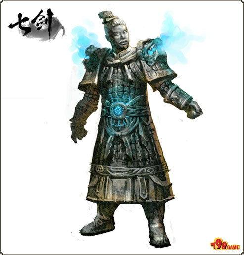 七剑游戏原画