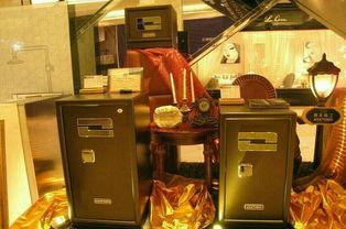 保险柜放黄金风水