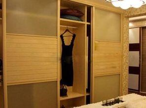 男女分开衣柜设计